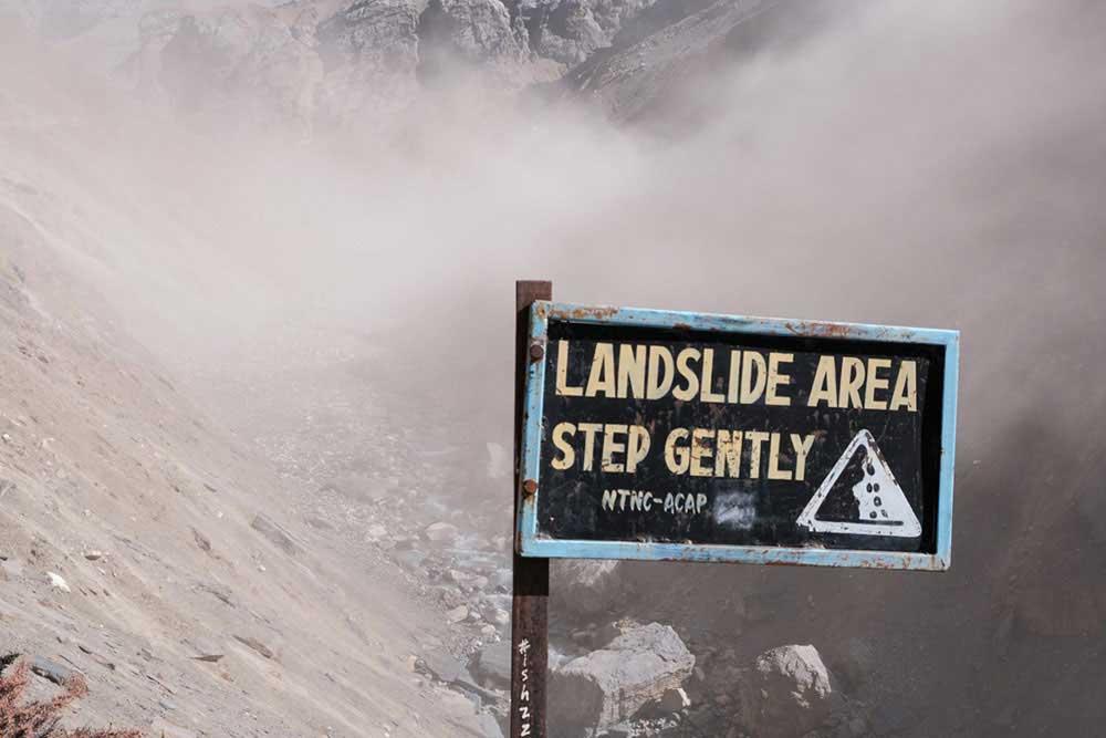 Annapurna Circuit by Adele Akhunova