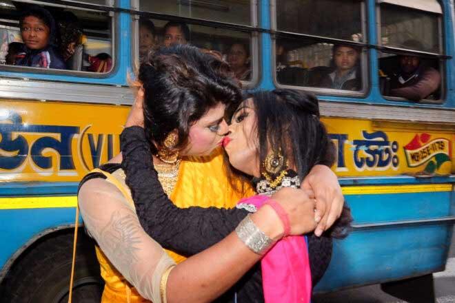 LGBTQ Pride Walk by Ritesh Ghosh