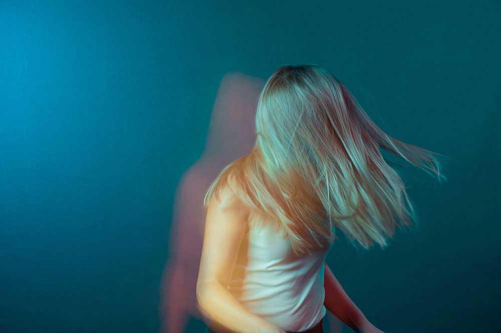 After dark by Ljubica Denkovic