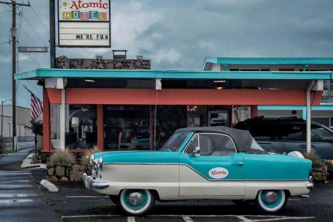 Astoria, Oregon: The Future was Yesterday by Jay Slupesky