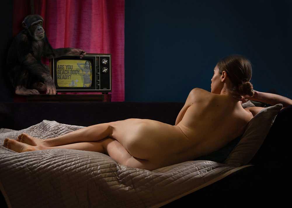 Masticating Masters by Gary Sheridan
