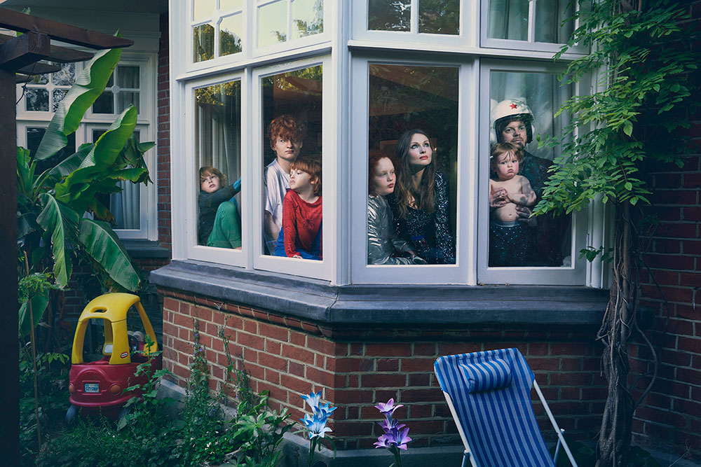 Looking Out from Within by Julia Fullerton-Batten