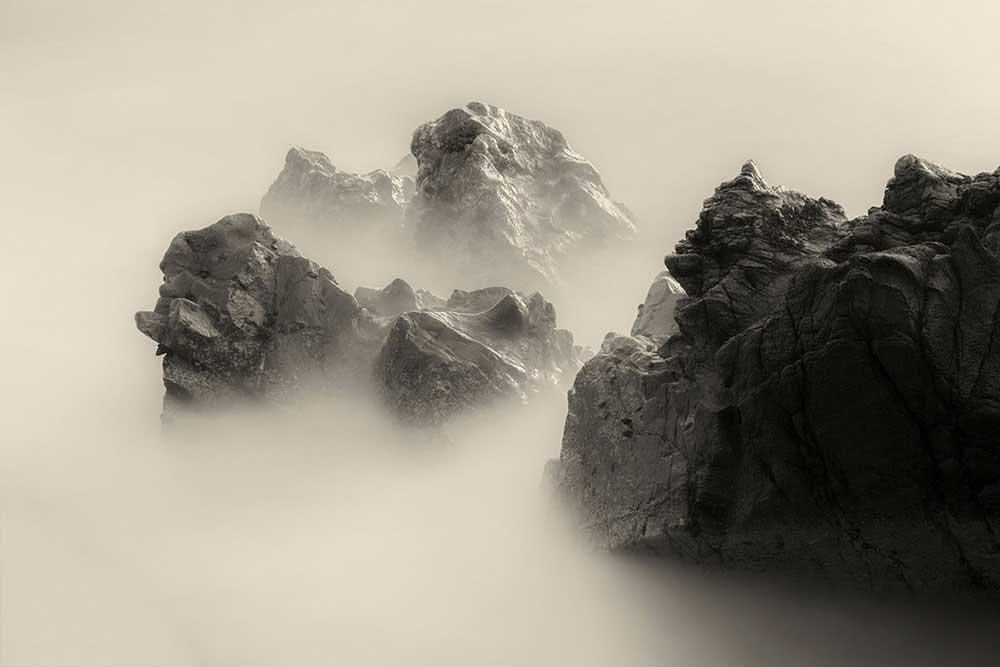 Long exposure: Aquis Petrae by Ricardo Canales