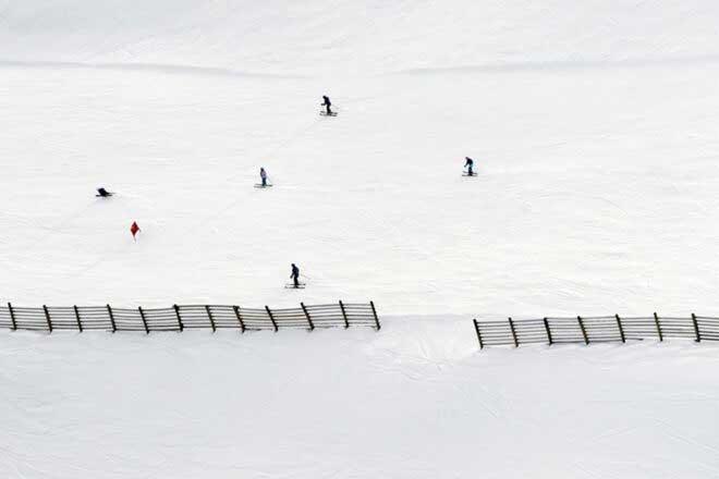Winter's Ant Farm by Ty Stedman