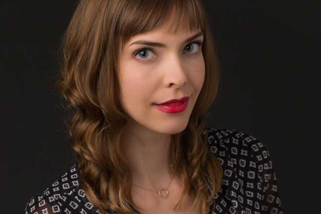 Sarah Koenig Wagner; Exhibitions manager for Medium Festival