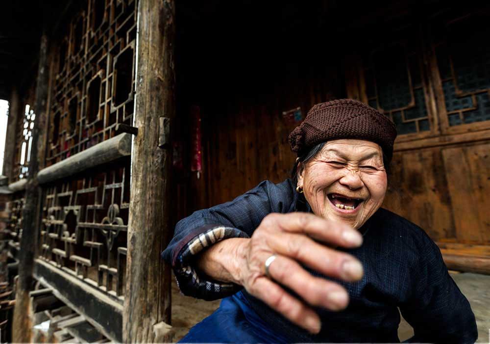 China; The great wall by Chiara Felmini