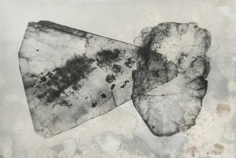 Photographic research; Landscape Pieces by Silvia De Giorgi