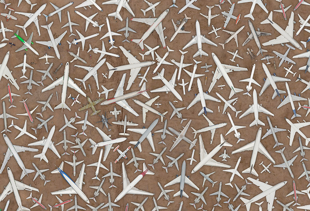 Aerial photos ; Collectives by Cássio Vasconcellos